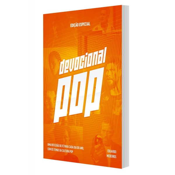 Devocional Pop - Edicao Luxo - Laranja