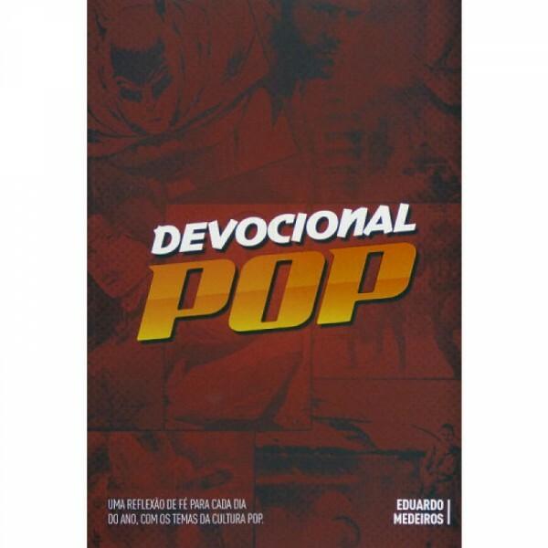 Devocional Pop - Edição Luxo - Vermelho