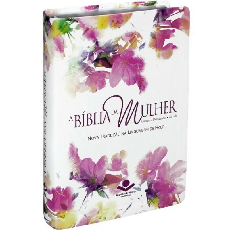 Bíblia da Mulher com Índice | Aquarela | NTLH067TIBM