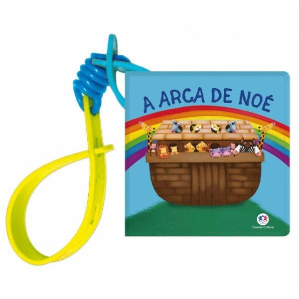 A arca de Noe | livro de banho com alcinha
