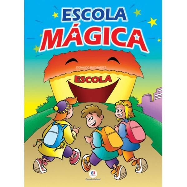 Escola magica | Livro mágico