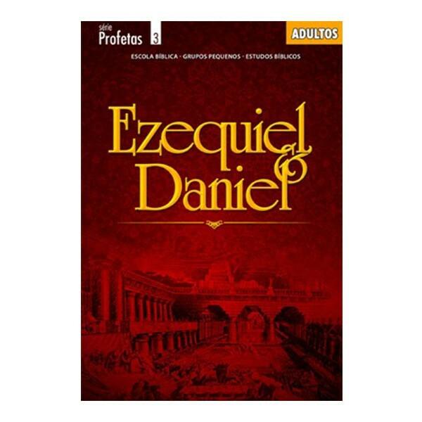 Revista Ebd | Ezequiel e Daniel | Aluno