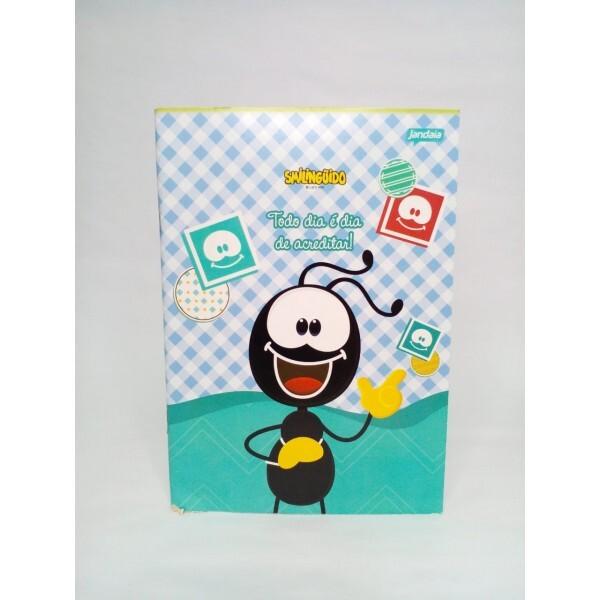 Caderno Smi| Brochura 1/4 Flex | 96 Folhas | 63544