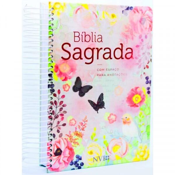 Bíblia Anote | NVI | Virtuosa