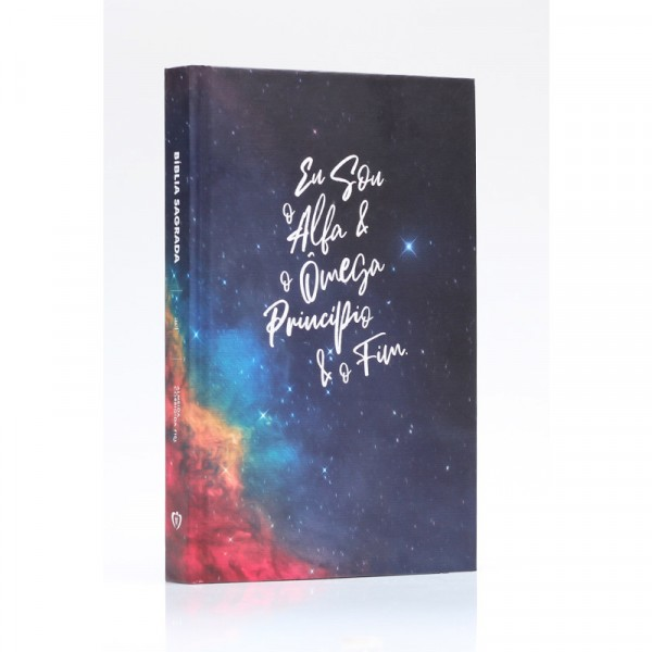 Bíblia Sagrada - Nebula | ACF | Capa dura