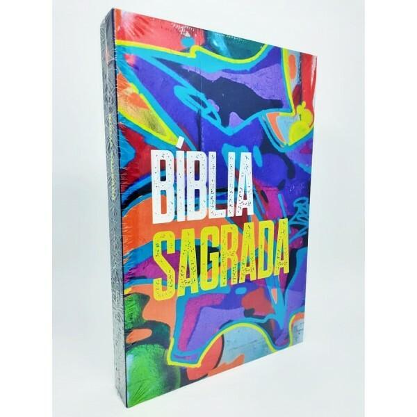 Bíblia Sagrada | NVT | Street Colors | Capa dura
