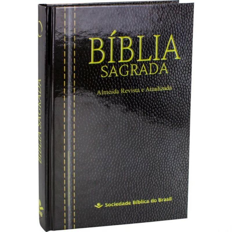 Bíblia Missionária | Capa Dura | Preta | RA063M