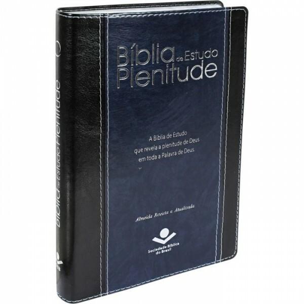 Bíblia de Estudo Plenitude | RA085TIBP