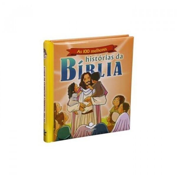 100 Melhores Histórias Bíblicas   Capa Dura