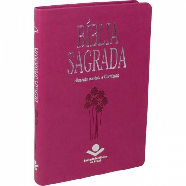 Bíblia Sagrada | Capa Sintética | Pink | ARC65